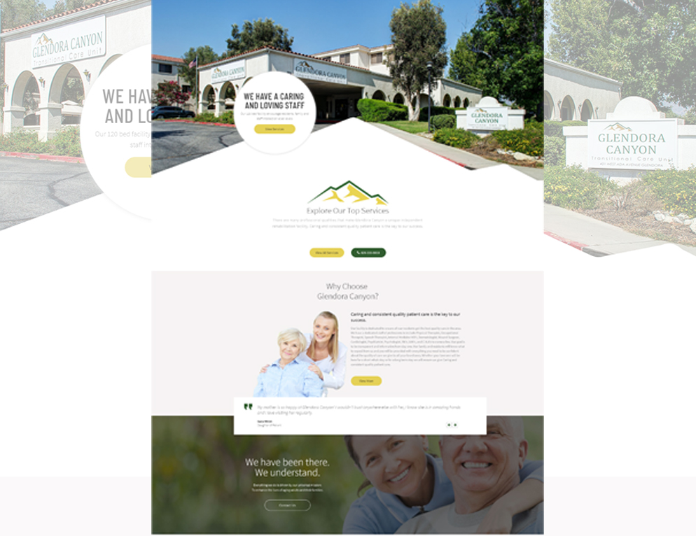 website case study