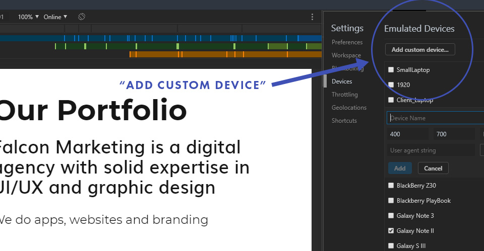 Mobile friendly tutorial image 4